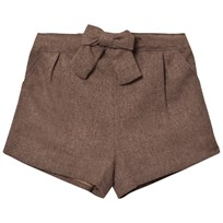 Cyrillus Bubble Shorts Taupe Marl 6443