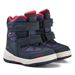 Viking Toasty II Gtx Boots Navy/Red
