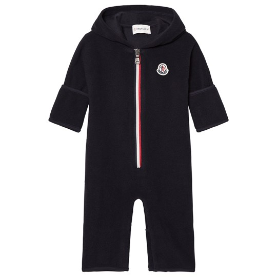 Moncler Coverall Navy Marinblå