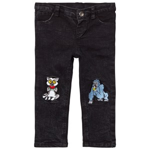 Image of Tao&friends Denim Jeans Grey/Black 6-12 mdr (2743705551)