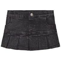Tao&friends Denim Skirt Grey/Black GREY/BLACK