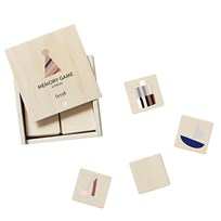 ferm LIVING Party Memory Game Wood