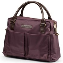 Elodie Details Changing Bag Plum Love фиолетовый