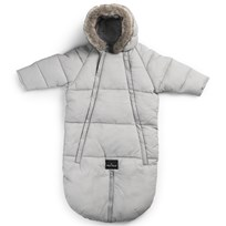 Elodie Details Car Seat Overall Marble Grey Grå