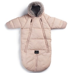 Elodie Car Seat Overall Powder Pink