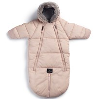 Elodie Details Car Seat Overall Powder Pink Pink