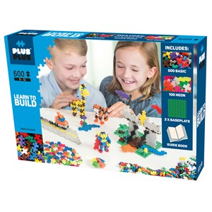 Image of Plus Plus Plus Plus Mini basic Learn to Build (3036812341)