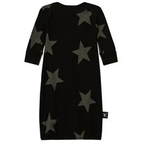NUNUNU Star Sleep Sack Black Black