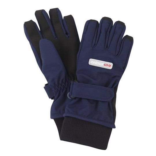 Reima R-tec Gloves Pivo Navy Blue Blue
