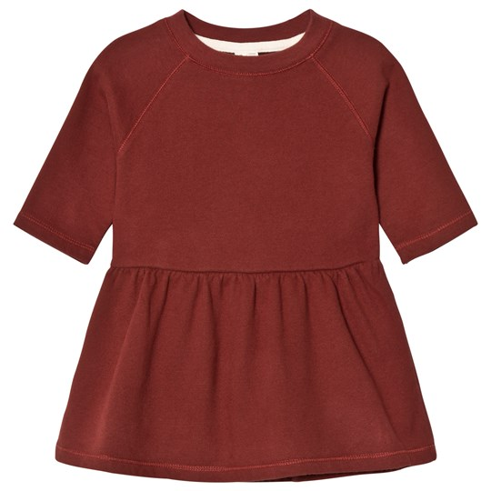 Gray Label Dress Burgundy Burgundy
