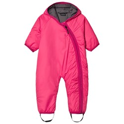 Isbjörn Of Sweden Frost Baby Coverall Pink