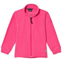 Isbjörn Of Sweden Lynx Microfleece Jacket Kids Pink Pink