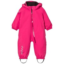 Isbjörn Of Sweden Toddler Padded Coverall Pink Pink