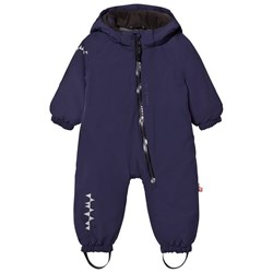 Isbjörn Of Sweden Toddler Padded Coverall Navy