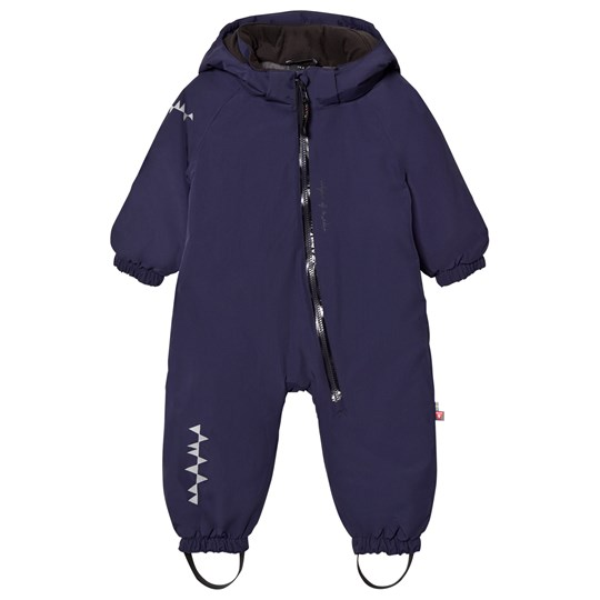 Isbjörn Of Sweden Toddler Padded Coverall Navy Navy