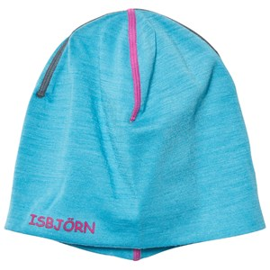 Image of Isbjörn Of Sweden Husky Beanie Turquoise 44/46 cm (883201)
