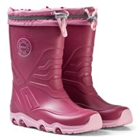 Reima Slate Rain Boots Dark Berry Dark Berry