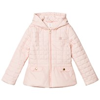 Carrément Beau Pink Quilted Jacket 455