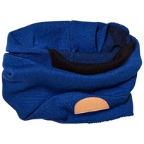 Papu Wool Tube Scarf Blue/Black Blue/Black