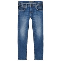 Pepe Jeans Blue Mid Wash Finlay Skinny Jeans 000