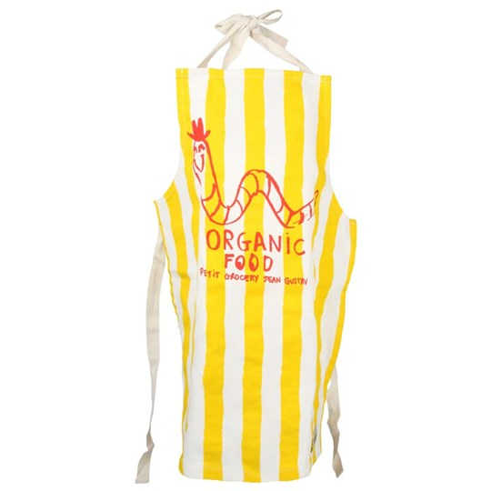 Bobo Choses Apron Mr Cook Yellow