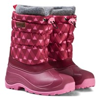 Reima Ivalo Winter Boots Dark Berry Dark Berry