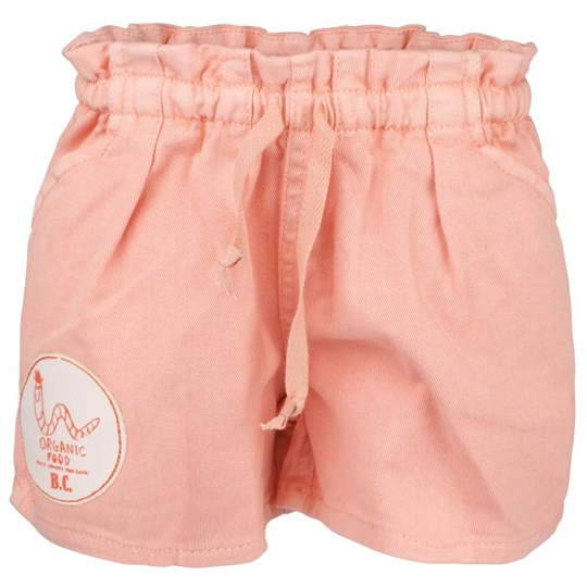 Bobo Choses Shorts Tie Patches Pink