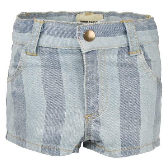 Bobo Choses Shorts Stripes Blue Blue