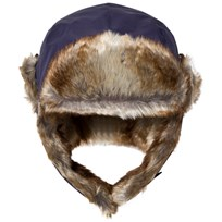 Isbjörn Of Sweden Squirrel Winter Cap Navy Navy