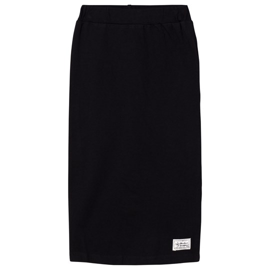 I Dig Denim Moa Skirt Black Black