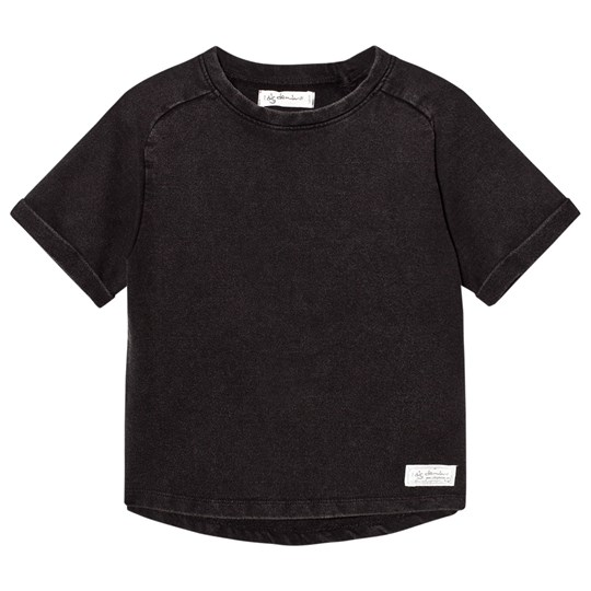I Dig Denim Ben Sweater Tee Black Washed Black Washed