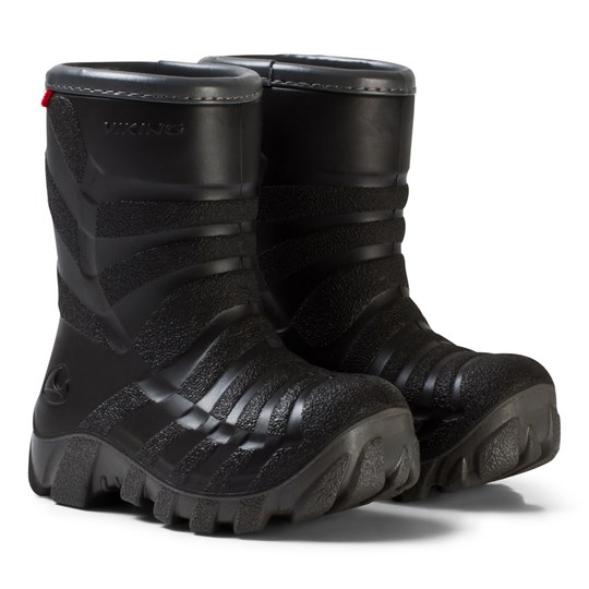 Viking Ultra 2.0 Boots Black Black