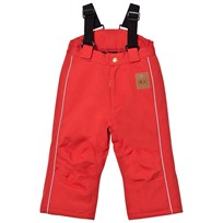 Mini Rodini K2 Trousers Red Red