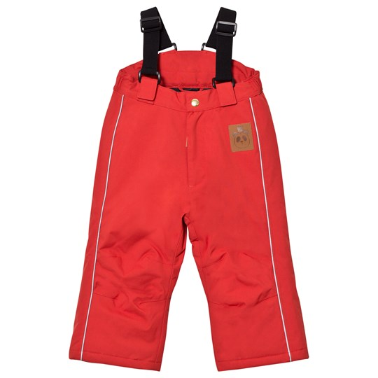 01a8f9c22976 Mini Rodini - K2 Trousers Red - Babyshop.com