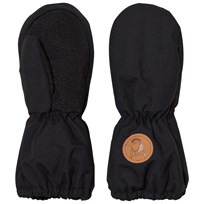 Mini Rodini Alaska Glove Black Black