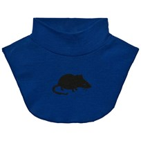 Mini Rodini Mr Mouse Wool Turtleneck Blue Blue