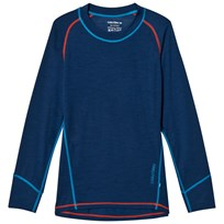 Isbjörn Of Sweden Husky Sweater Baselayer Navy Navy