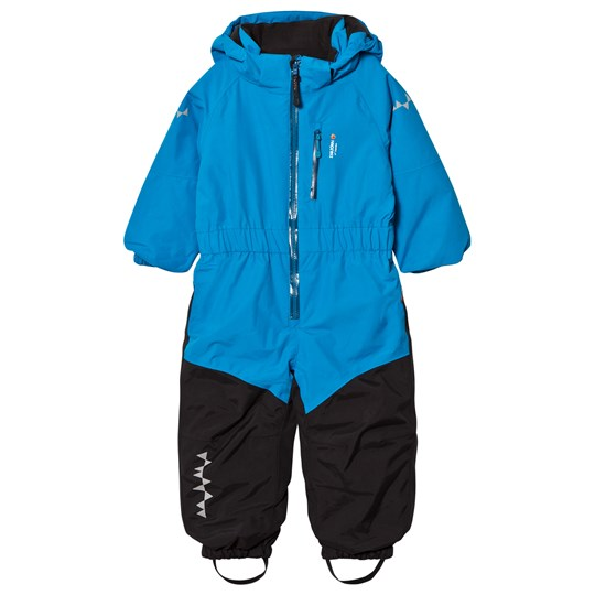 Isbjörn Of Sweden Penguin Snowsuit Turquoise Turquoise