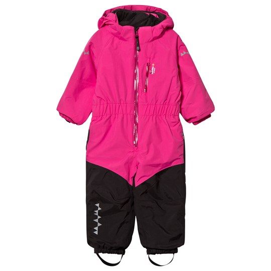 Isbjörn Of Sweden Penguin Snowsuit Pink Pink
