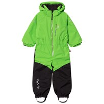 Isbjörn Of Sweden Penguin Snowsuit Green Green