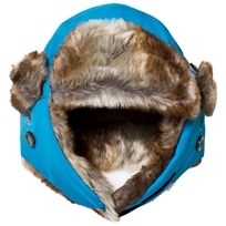 Isbjörn Of Sweden Squirrel Winter Cap Turquoise Turquoise