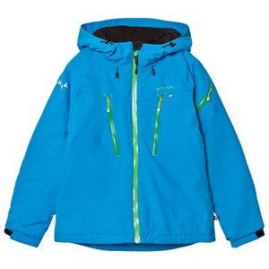 Image of Isbjörn Of Sweden Carving Winter Jacket Turquoise 134/140 cm (3057459623)