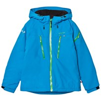 Isbjörn Of Sweden Carving Winter Jacket Turquoise Turquoise