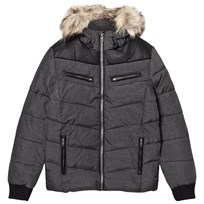 Lindberg Rocky Jacket Anthracite Anthracite
