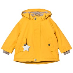 Mini A Ture Wally MK Jacket Mineral Yellow