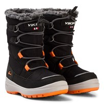 Viking Totak GTX Boot Black/Orange Black/Orange