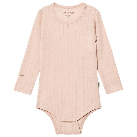 Mini A Ture Emmely Baby Body Rose Dust Rose Dust