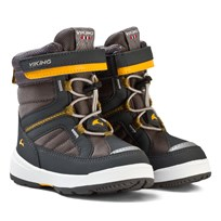 Viking Playtime GTX Boot Charcoal/Sun Charcoal/Sun