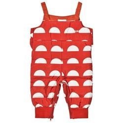 Bobo Choses Padded Overall Crests