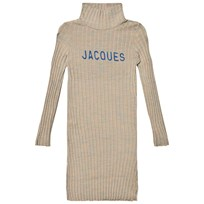 Bobo Choses Jacques Turtle Neck Dress Yellow